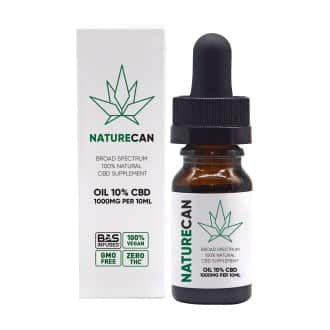 Naturecan 10% CBD Öl